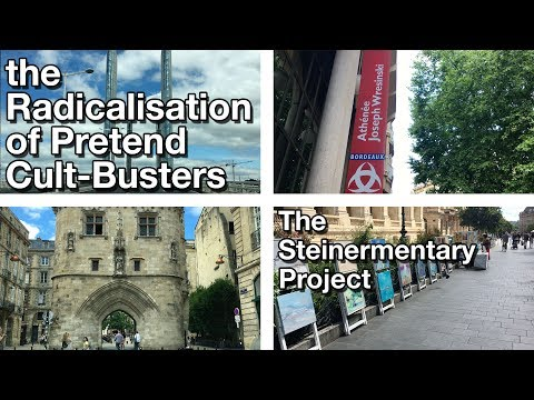 ICSA Bordeaux 2017 - The Radicalisation of Pretend Cult-Busters