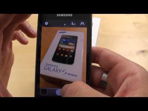 Samsung Galaxy S Advance - Kamera - Teil 4