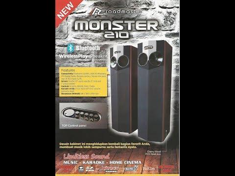 REVIEW SPEAKER ROADMASTER 210