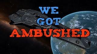 We got ambushed (PvP) - Elite Dangerous