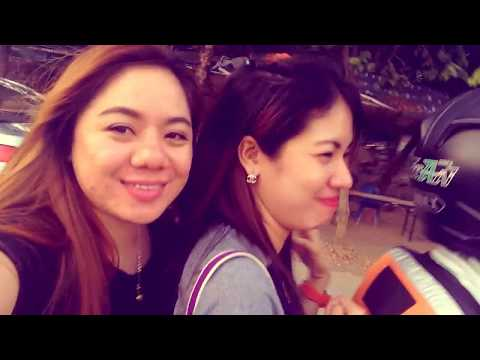 Thailand Travel Vlog #5 l Kanchanaburi Park with my Friend