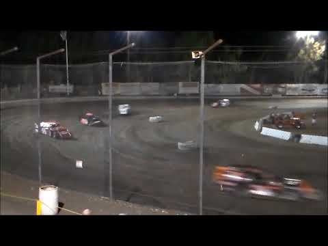IMCA Sport Mod Heat #3 - Bakersfield Speedway - 9.16.17