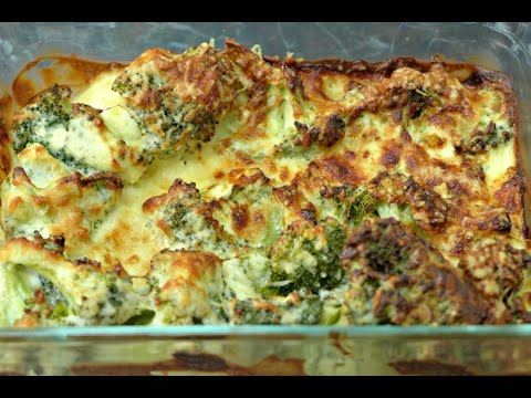 Broccoli Casserole Recipe - Easy, Cheesy & Only 4 Ingredients!