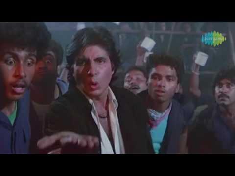 Jumma Chumma De De   Hum  FULL VIDEO SONG  Amitabh Bachchan Rajinikanth Govinda