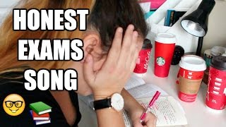 """I Don't Give A ****"" Honest Realist Funny Final Exams Song! 