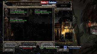 Nova Temporada Diablo 2 Evolution #d2evo