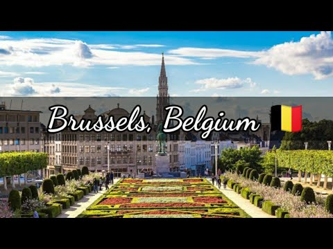 Brussels Belgium in less than 3 Minutes 🇧🇪