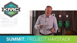 2018 KMC Genius Summit: Data Modeling with Project Haystack