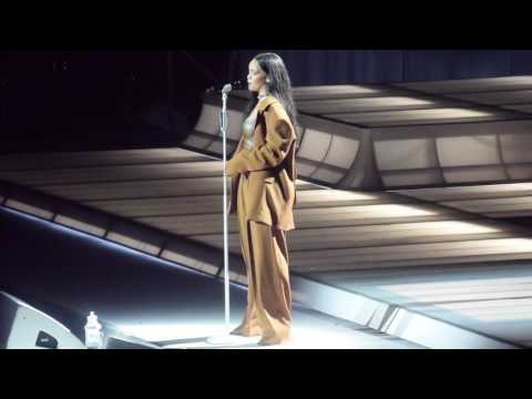 Rihanna - Love On The Brain - Houston, TX...