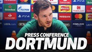 JAN VERTONGHEN PRESS CONFERENCE | Spurs v Dortmund