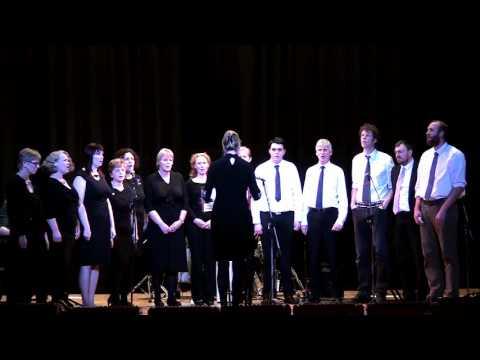 Kirkcudbright Staff Cluster Choir Cochran Hall 2016