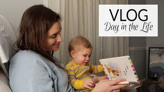 Vlog | Day in the Life with a 9 Month Old