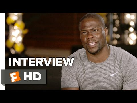 Central Intelligence Interview - Kevin Hart (2016) - Comedy Movie HD