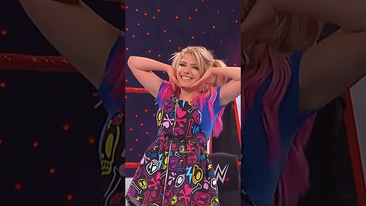 WWE - Miss Alexa Bliss #shortes