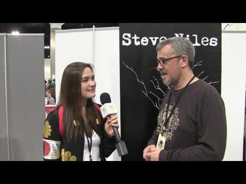 Steve Niles - Stan Lee's Comic Con 2016