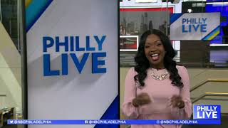 Philly Live: Inside the New Access Hollywood | NBC10 Philadelphia