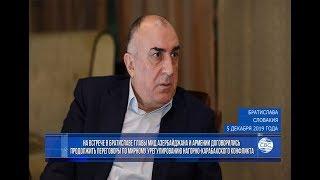 Громкое интервью Эльмара Мамедъярова CBC. Неожиданные откровения касательно карабахского конфликта