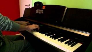 Geiles Leben - Glasperlenspiel (Piano Cover)