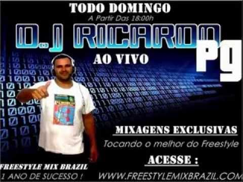 DJ RICARDO PG   SET DE FREESTYLE   MASSA
