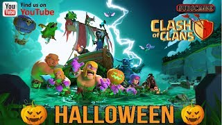 🎃HALLOWEEN WEEKEND🎃 CLASH OF CLANS🎃 BASE REVIEW🎃