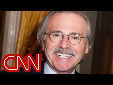 WSJ: National Enquirer publisher David Pecker granted immunity