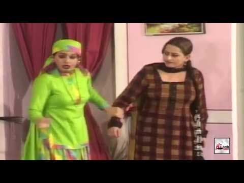 Best of Rubi Anam, Tariq Tedi & Mastana - PAKISTANI STAGE DRAMA FULL COMEDY CLIP