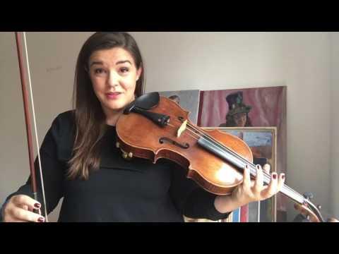 Viola Lab 1: Balancing Act
