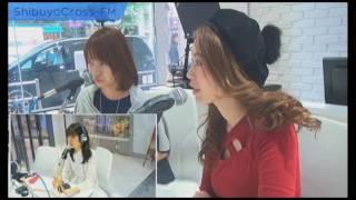 渋谷クロスFM 88.5MHz 『萩本まいのShibuya Voice』 にフォンチーがゲス...