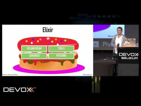 Elixir - Easy fun for busy developers by David Schmitz