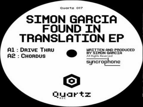 [QRZ017] Simon Garcia - Drive Thru (Original Mix)