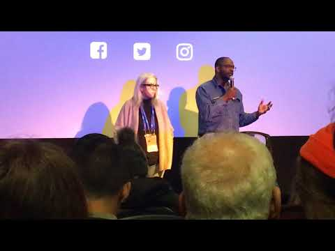 RaMell Ross (Hale County This Morning This Evening) - Sundance Film Festival '18