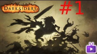 (Blind) Darksiders #1 - War Cometh....(Sorry about the audio balancing in this one guys, I didn't realize the game would have been picked up that loudly even after I turned it down in the in-game ..., 2012-10-23T00:45:56.000Z)