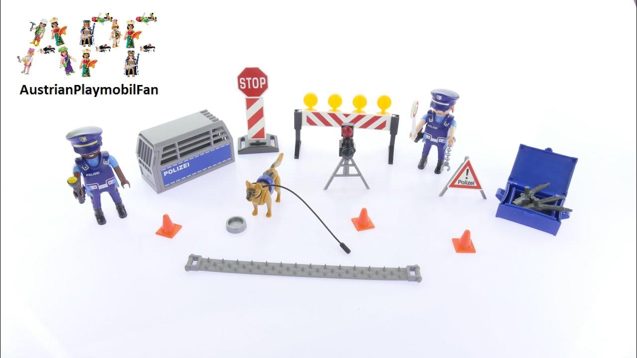 Niedlich Ausmalbild Playmobil Polizei Bilder Malvorlagen Von