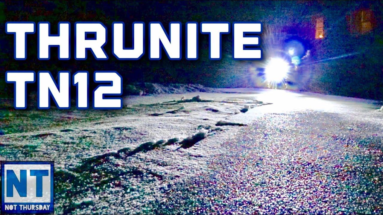 ThruNite TN12 2016 XP-L 1100 Lumens Neutral White EDC LED Torche
