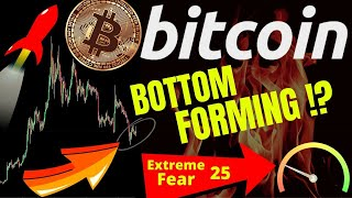 🔥 BITCOIN BOTTOM FORMING? (SH!T COIN SHILLERS)🔥bitcoin price prediction, analysis, news, trading,