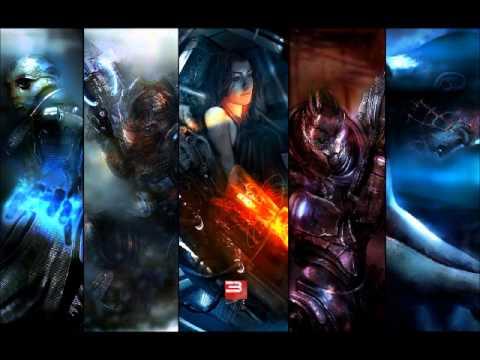 Mass Effect 3 SurKesh Salarian Homeworld combat theme extended