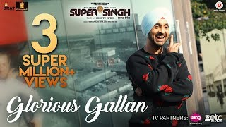 """Diljit Dosanjh"" Song: Glorious Gallan Lyrics: Ranbir Singh Music: Jatinder Shah"