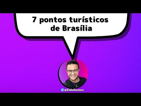 7 PONTOS TURÍSTICOS de BRASÍLIA | pontos turísticos de Brasília, turismo em Brasília, Brasília DF