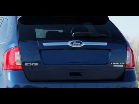 How to Remove Back Up Camera from Ford Edge 2011  YouTube