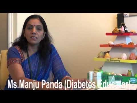 Diabetes & Ketone hindi By Manju Panda