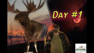 Pennsylvania Fall Camping Tŗip Day #1/4 Deer Ranch, Herb Farm, Hot Tent Camping The Gamelands, etc.