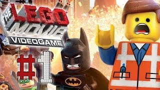 Thumbnail für das The LEGO Movie Videogame Let's Play