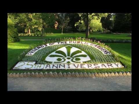 Victorian Public Gardens in Halifax Virtual 3D Tour slideshows 1