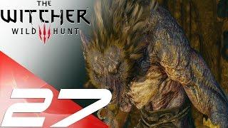 The Witcher 3  - Walkthrough Part 27 - Morkvarg's Holy Garden (Death March Mode)
