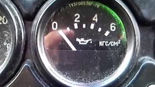 видео Датчик давления масла УАЗ (Патриот и Буханка): замена механического и электрического указателя