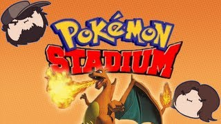 Pokemon Stadium - Game Grumps VS