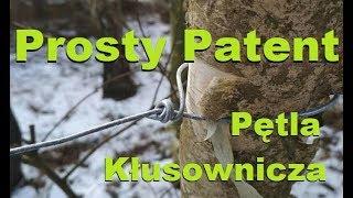 Prosty Patent - Pętla Kłusownicza