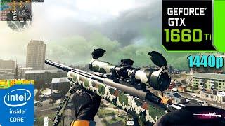 Call of Duty : Warzone Season 4 | GTX 1660 Ti 6GB ( Maximum Settings )
