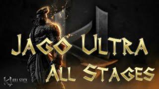 Killer Instinct Jago Ultra All Stages