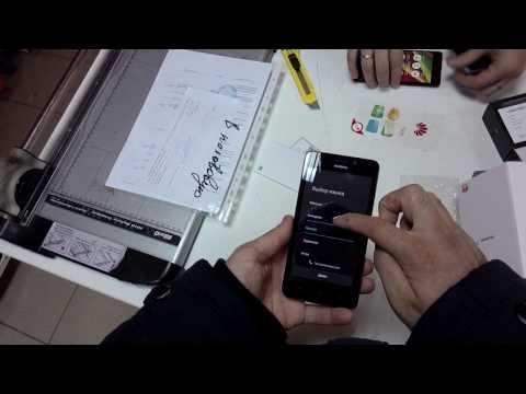 Смартфон Huawei Ascend Y635 8 ГБ белый